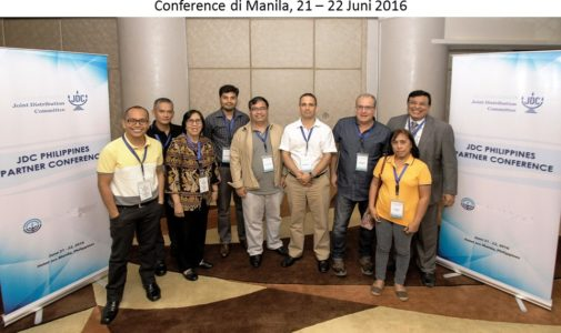 JDC Philippines Partner Conference, Manila 21-22 Juni 2016