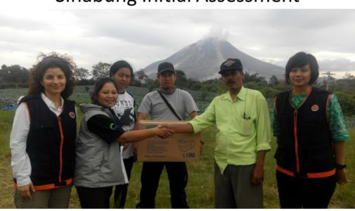 Initial Assessment Sinabung